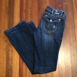 Women's MEK jeans 28x34